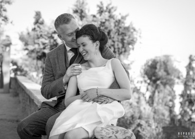 Sposi al Pincio Roma