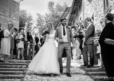 Matrimonio inglese a Labro
