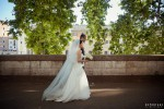 foto sposi matrimonio ebraico Roma