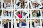Photo booth matrimonio hotel cavalieri Roma