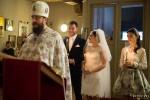 Sposi rito ortodosso matrimonio Roma