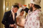 Incoronazione sposi rito ortodosso Roma