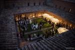Ricevimento matrimonio Abbazia San Giusto Tuscania