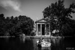 foto anniversario matrimonio Villa Borghese Roma