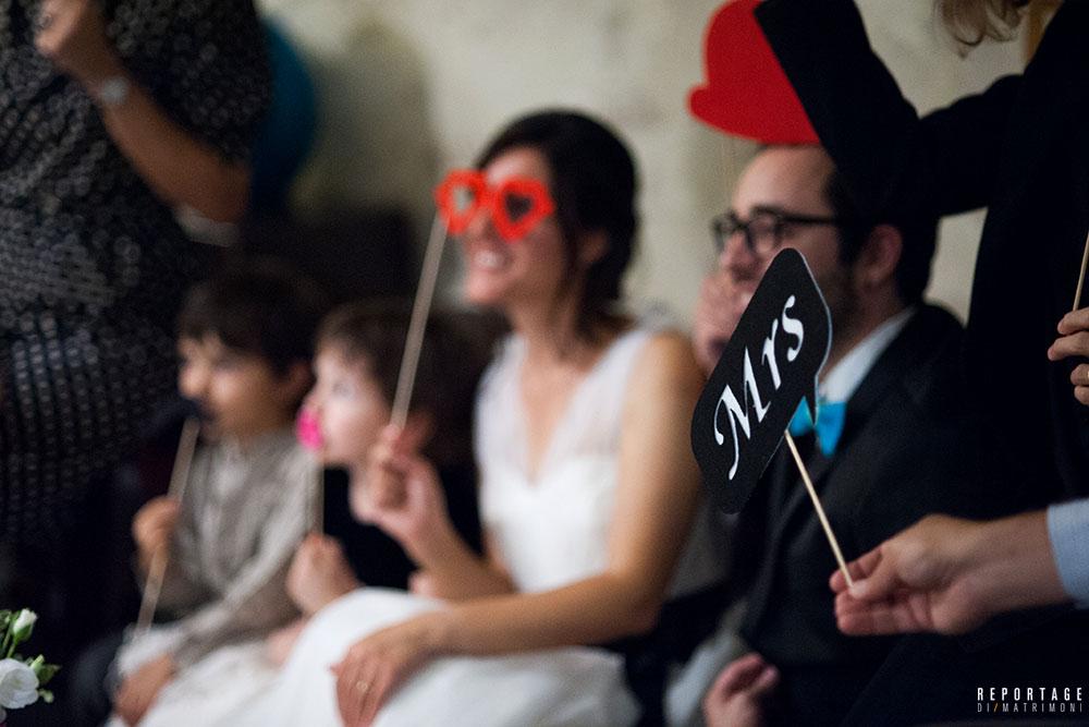 Il Photo Booth: foto divertenti con amici e parenti