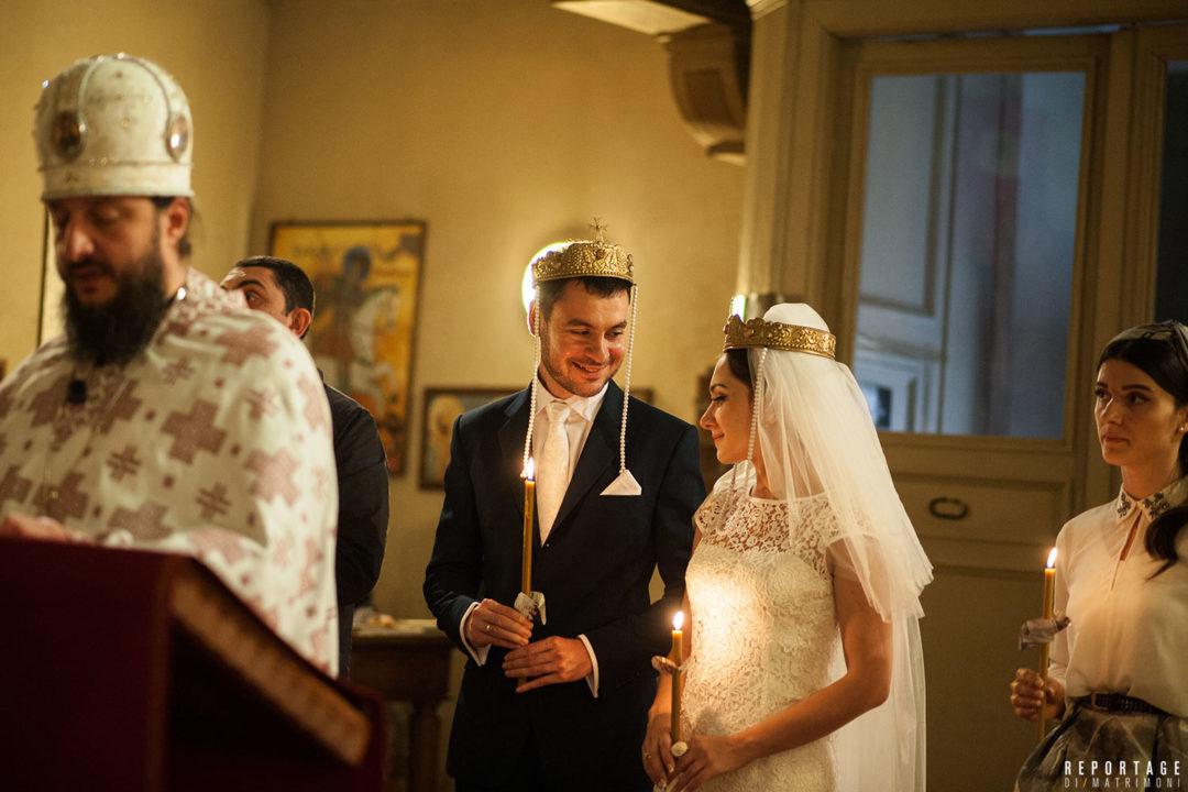 Matrimonio ortodosso, un rito denso di solennità e simboli