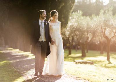 Appia Antica sposi matrimonio
