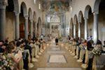 San Giorgio Velabro cerimonia