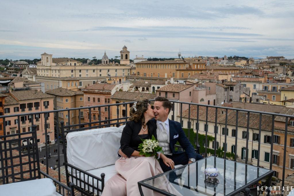 Roof Garden Terrazza Borromini