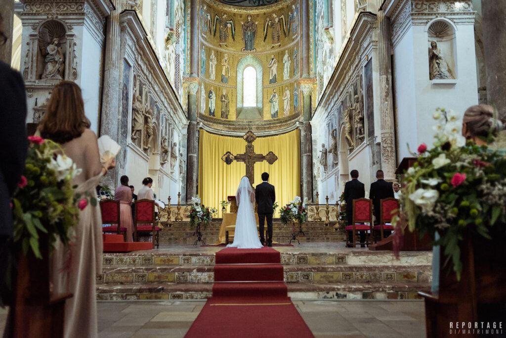 Matrimonio Cefalù Sicilia