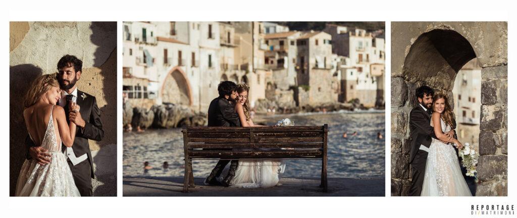 Sposi Cefalù Matrimonio