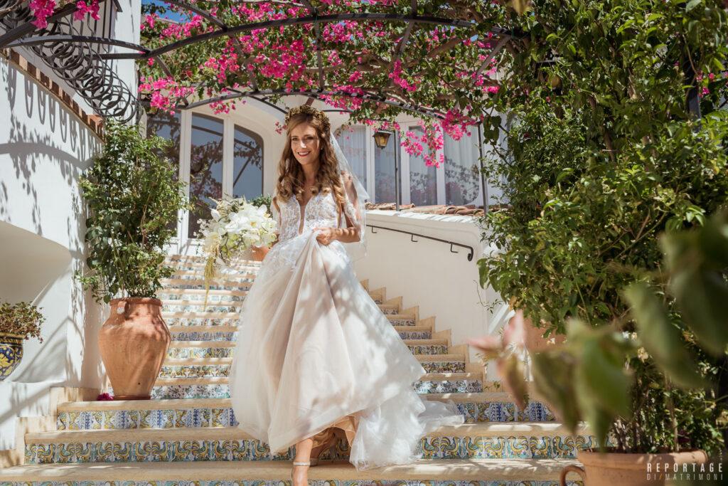 Sposa Matrimonio Cefalù Sicilia