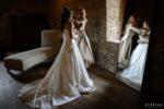 Preparazione sposa Abbazia San Giusto Tuscania