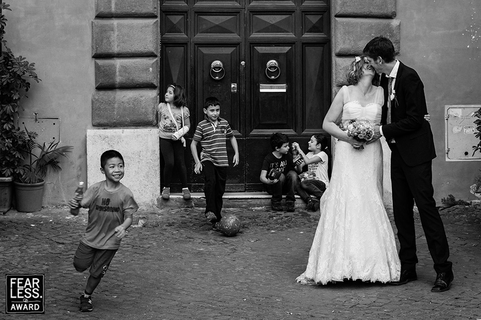 Wedding Video Rome Italy