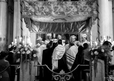 Matrimonio Tempio Maggiore Roma