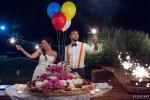 Tagli torta matrimonio Tenuta di Polline