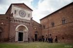 Basilica San Pietro Tuscania Matrimonio