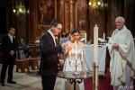 Funzione religiosa matrimonio San Silvestro in Capite