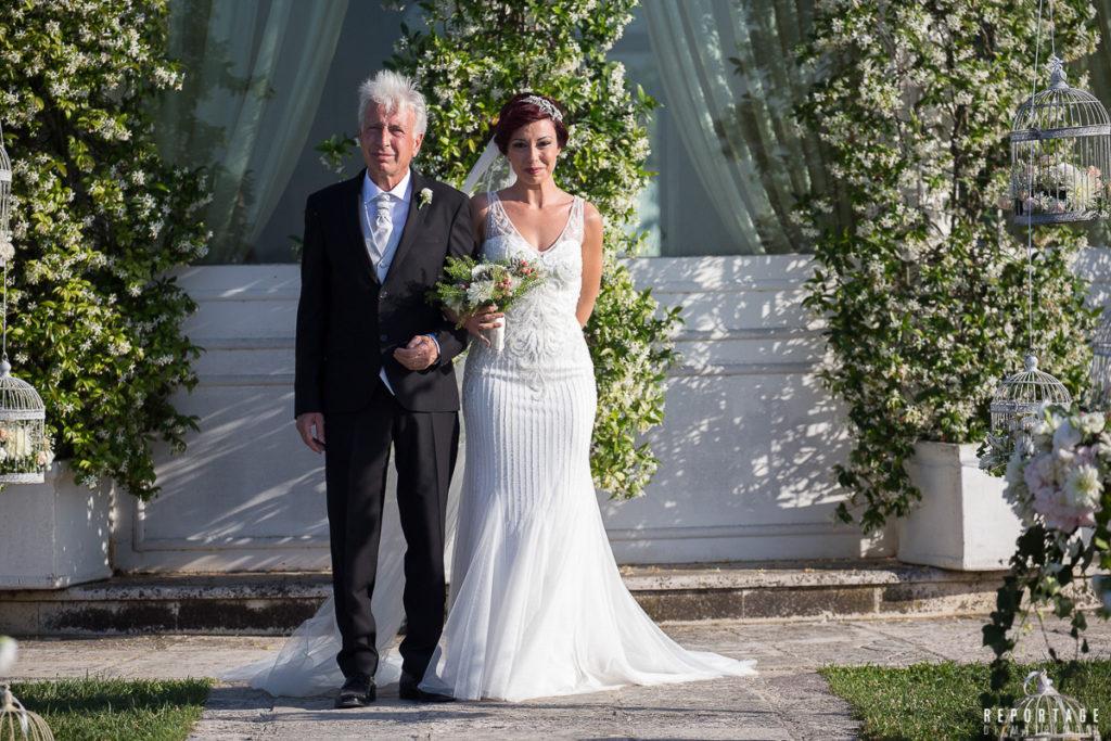 matrimonio civile sposa