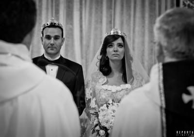 Matrimonio Cappella del Coro Roma
