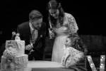 Taglio torta Scuderie Odescalchi Bracciano