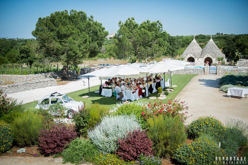 Matrimonio Rustico Puglia : Celebrare il proprio matrimonio in puglia