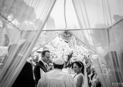 boda judía en Roma