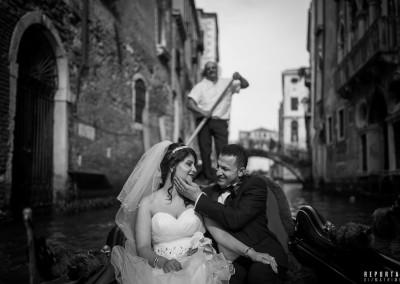 Venice Photography tour gondola