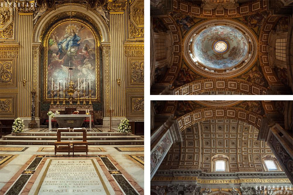 Cappella del Coro San Pietro Vaticano