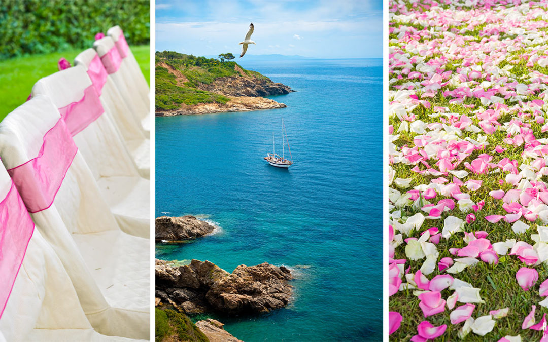 Matrimonio all'Isola d'Elba, un incanto tra acque cristalline e natura lussureggiante