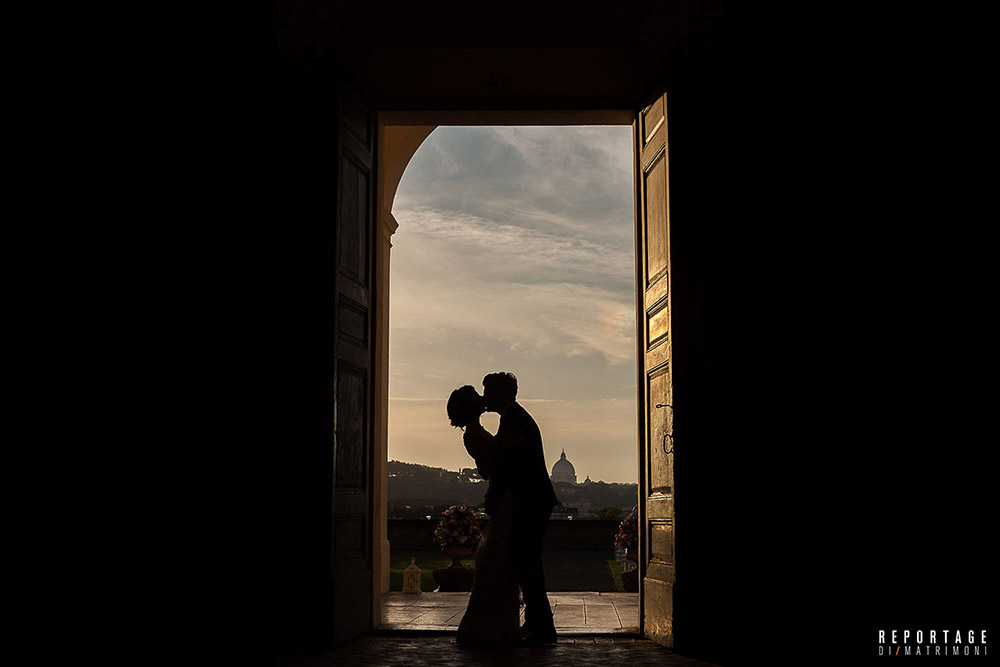 Celebrare il proprio amore sullo sfondo della città eterna: matrimonio all'Istituto degli Studi Romani