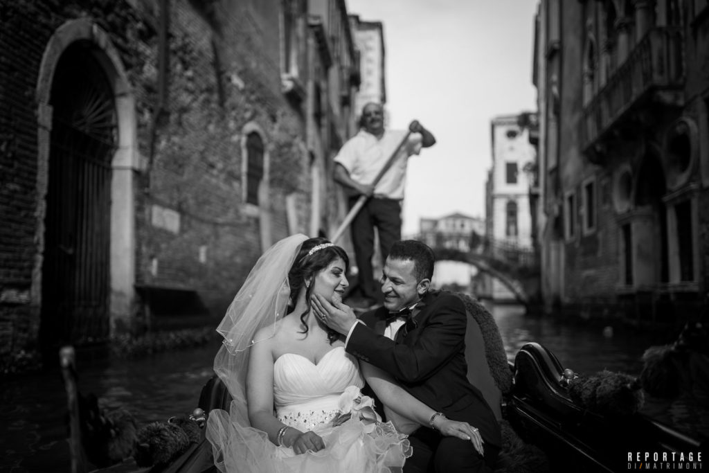 Venezia Matrimonio Gondola