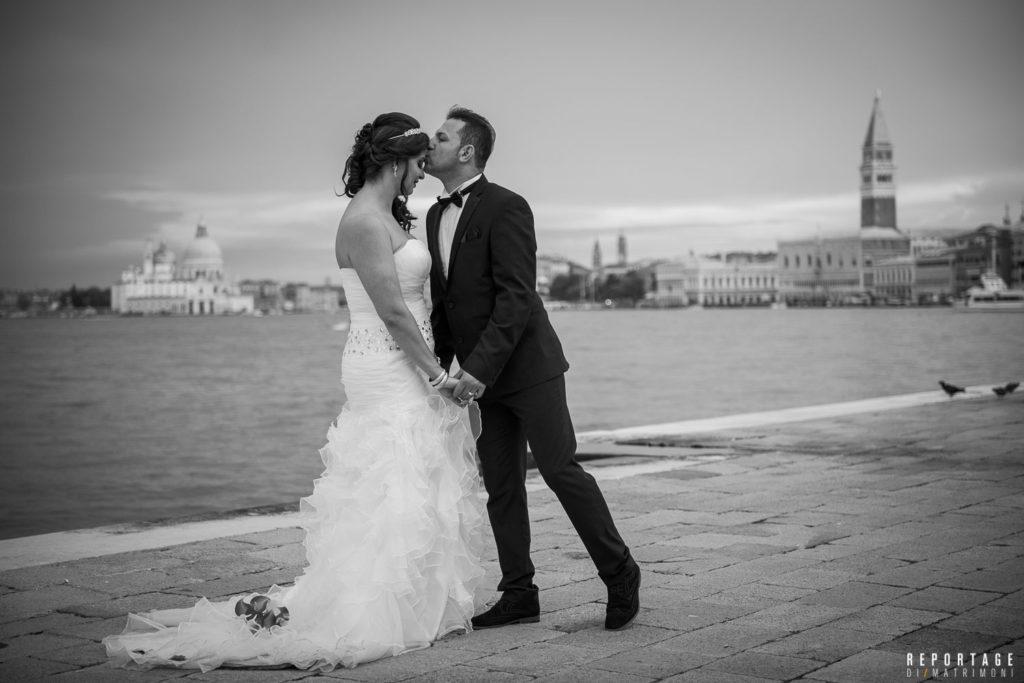 matrimonio Venezia Gondola