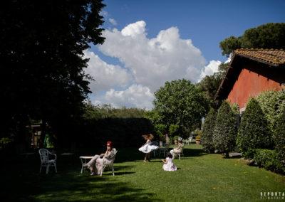 Matrimonio Casale della Muletta Roma