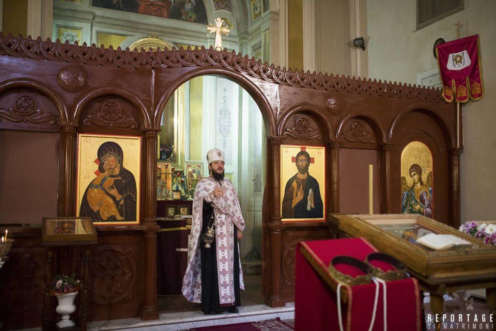 matrimonio ortodosso