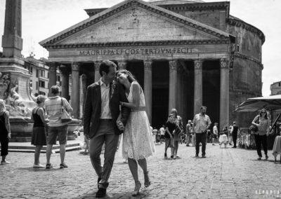 matrimonio intimo Roma