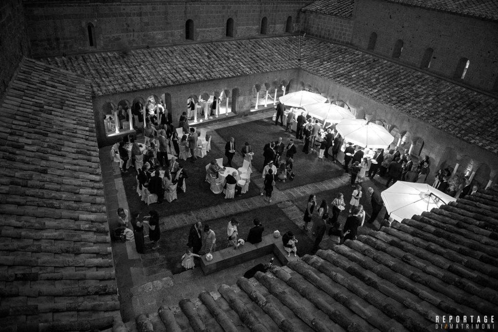 Abbazia Tuscania Matrimoni