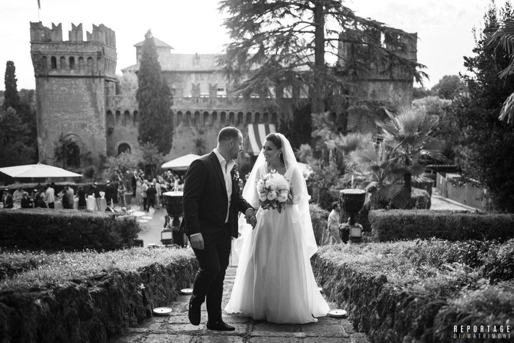Matrimonio Tor Crescenza Roma