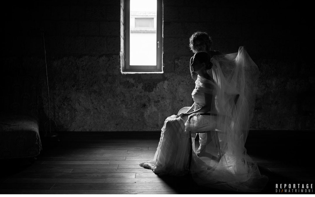 Matrimonio in un'abbazia antica nel Lazio, sposarsi nella quiete e la sacralità di un monastero