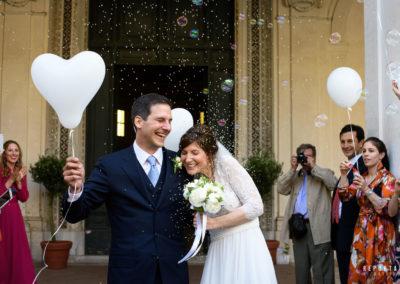 Matrimonio Santi Bonifacio e Alessio Aventino