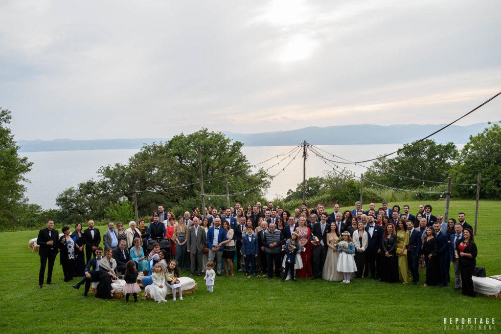 Foto invitati nozze