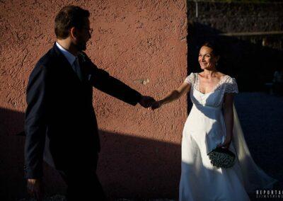 foto sposi Giardino Aranci Aventino