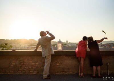 Studi Romani ricevimento invitati matrimonio