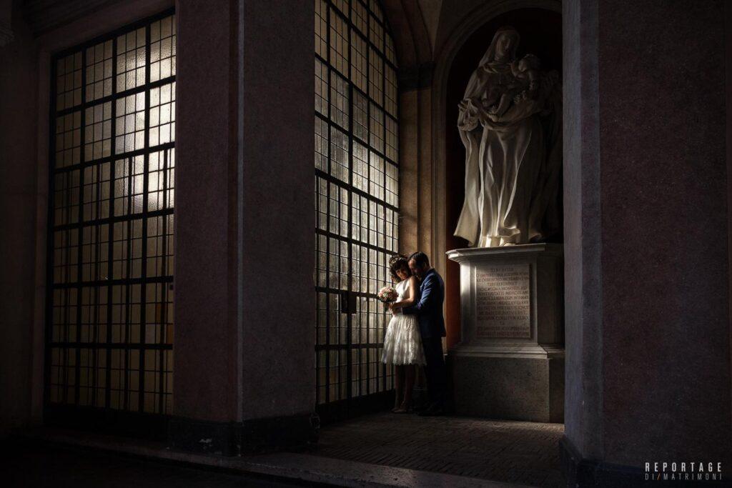 Foto matrimonio roma centro